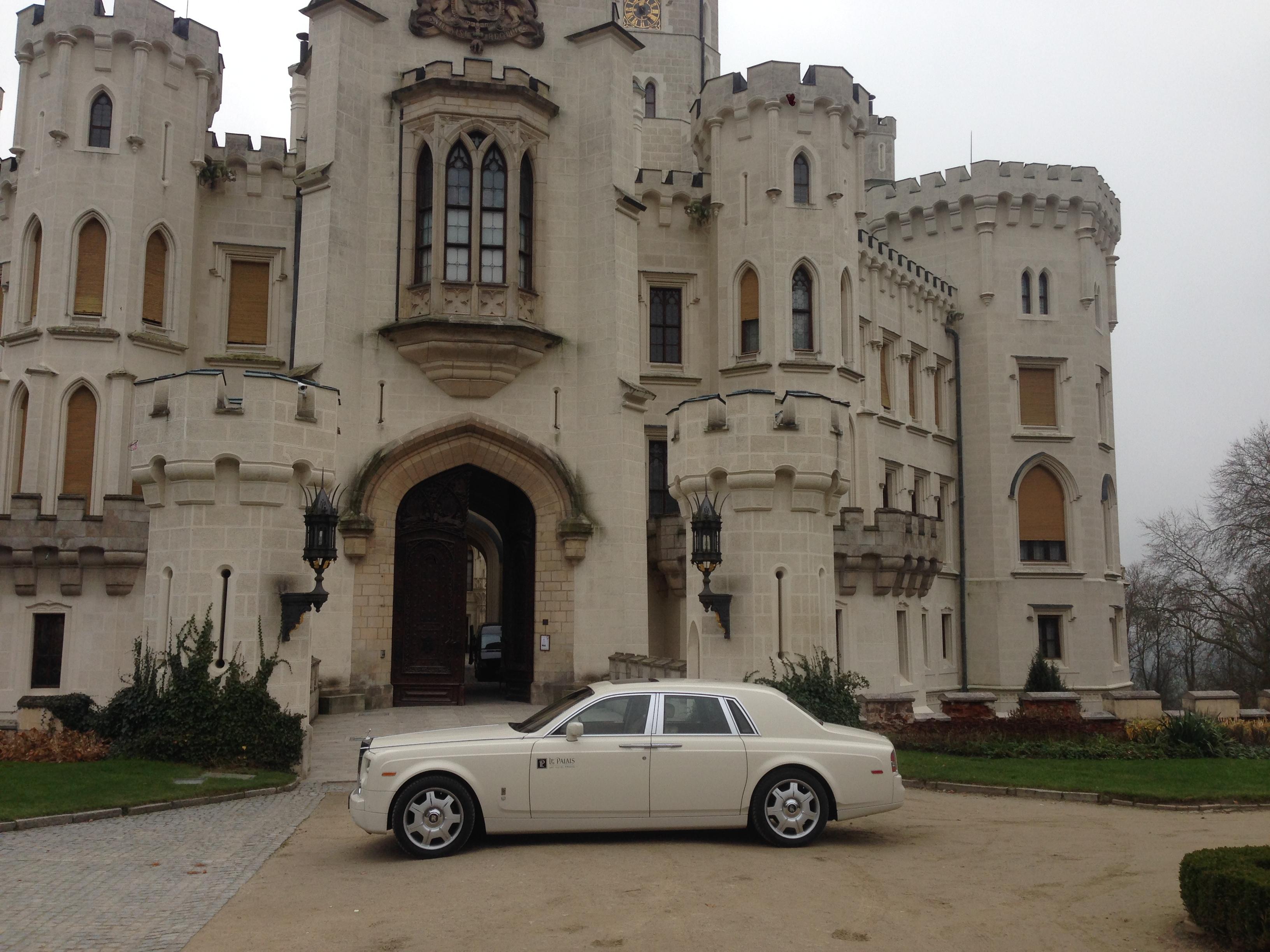 Rolls Royse Phantom 2