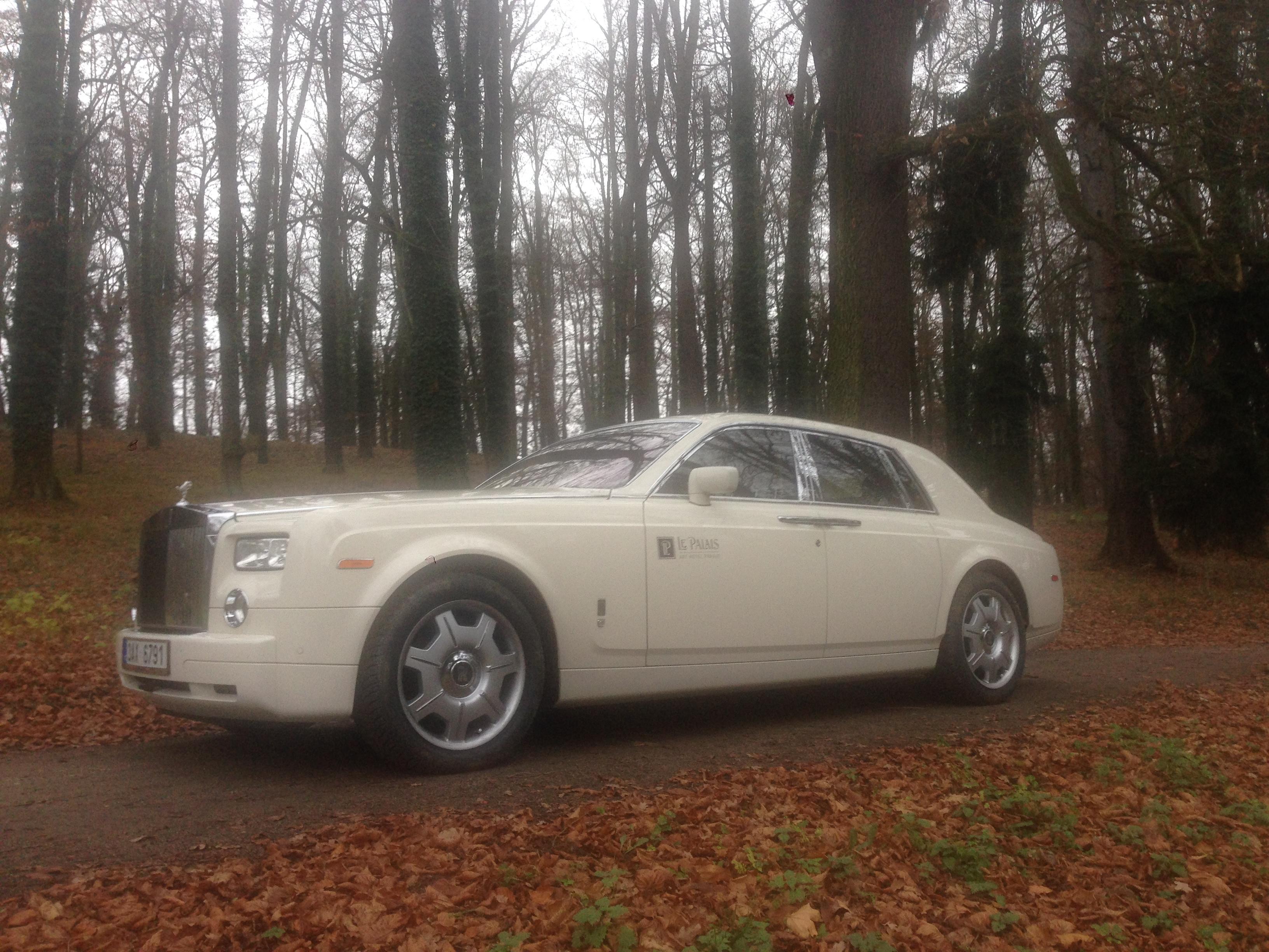 Rolls Royse Phantom 3